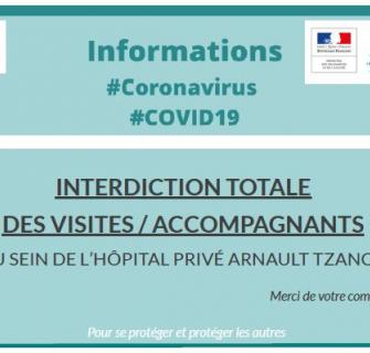 interdictions visites